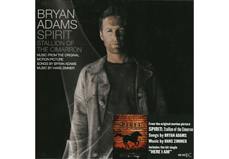 Bryan Adams - Spirit-Der Wilde Mustang - (CD)