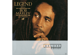 Bob Marley - Legend (Deluxe Edition) - (CD)