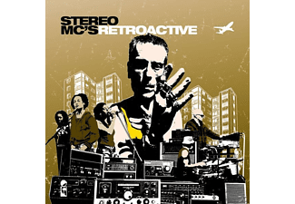 Stereo Mc's Retroactive Pop CD