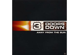 3 Doors Down - AWAY FROM THE SUN - (CD)