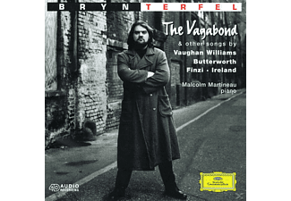 Malcolm Martineau, Terfel,Bryn/Martineau,Malcolm - The Vagabond/Songs Of Travel/+ - (CD)