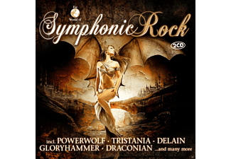 VARIOUS - SYMPHONIC ROCK - (CD)