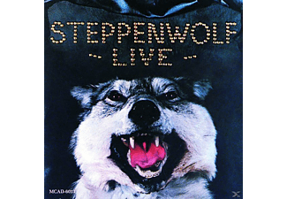 John Kay, Steppenwolf - Live - (CD)