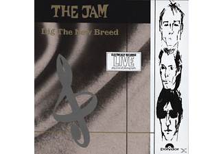 The Jam - Dig The New Breed - (CD)