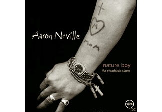 Aaron Neville - Nature Boy - (CD)
