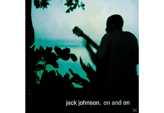 Jack Johnson - On And On - (CD)