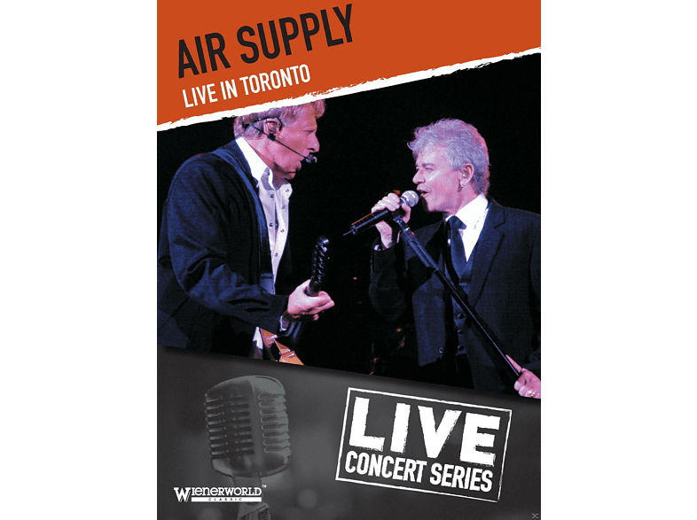 Air Supply - Live In Toronto [DVD]