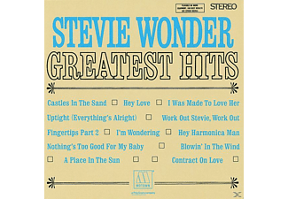 Stevie Wonder - Greatest Hits Vol.1 - (CD)