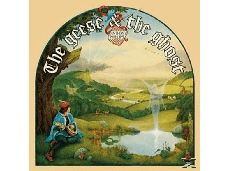Anthony Phillips - The Geese And The Ghost [CD + DVD]