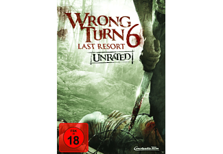 Wrong Turn 6 - Last Resort - (DVD)
