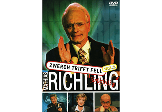 Mathias Richling - Zwerch trifft Fell 3 - (DVD)