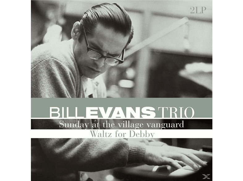 Bill Trio Evans - Sunday At The Village Vanguard/Wa [Vinyl]