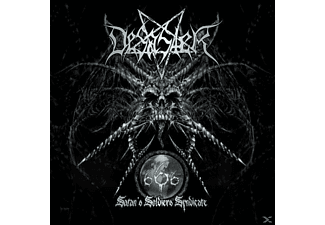 Desaster - 666 - Satan's Soldiers Syndica - (CD)