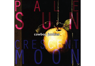 Cowboy Junkies - Pale Sun Crescent Moon - (CD)