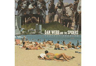 Dan Webb And The Spiders - Perfect Problem - (CD)