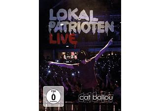 Cat Ballou - Lokalpatrioten - Live - (CD + DVD)