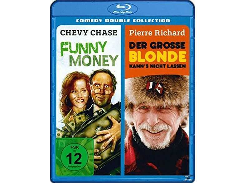 Comedy Double Collection: 2 Filme [Blu-ray]