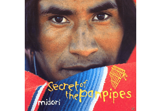 Midori - Secret Of The Panpipes - (CD)