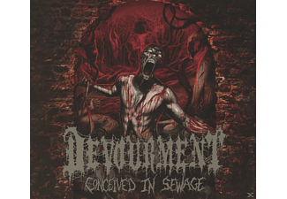 Devourment - Conceived In Sewage - (CD)