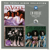 En Vogue - The Triple Album Collection [CD]