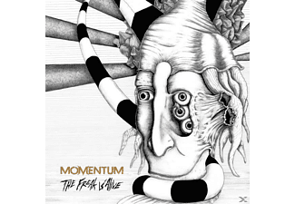 Momentum - The Freak Is Alive - (CD)