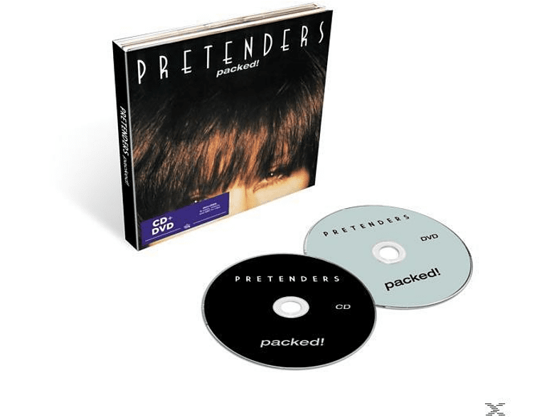 The Pretenders - Packed! (Cd+Dvd Deluxe Edition) [CD + DVD Video]