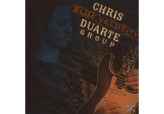 Chris Duarte - Blue Velocity - (CD)