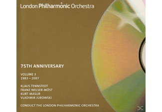The London Philharmonic Orchestra - 75th Anniversary Vol. 3 - (CD)