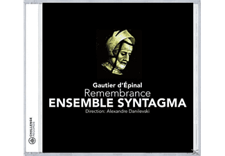 Ensemble Syntagma - Gautier D'Epinal: Remembrance - (CD)