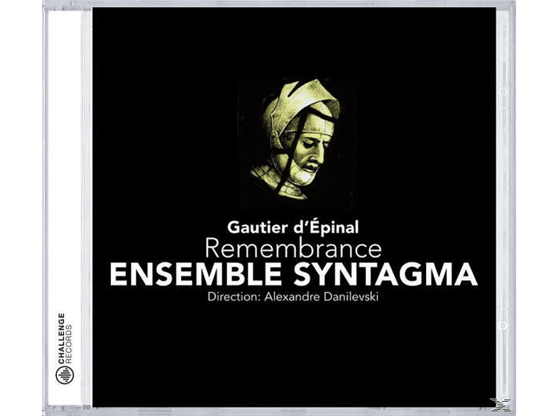 Ensemble Syntagma - Gautier D'Epinal: Remembrance [CD]