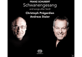 Andreas Staier, Christoph Prégardien & Andreas Staier - Schwanengesang - (SACD)