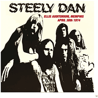 Steely Dan - Ellis Auditorium Memphis April30th 1974 [CD]