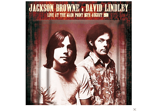 Jackson Browne, David Lindley - Live At The Main Point, 15th August 1973 - (CD)
