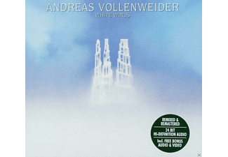 Andreas Vollenweider - White Winds - (CD)