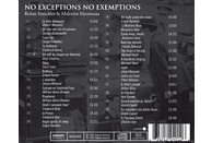 Robin Tritschler, Malcolm Martineau - No Exceptions-No Exemptions-Great War Songs [CD]