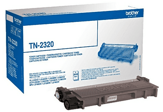 Toner - Brother TN2320 - Negro - original - cartucho de tóner
