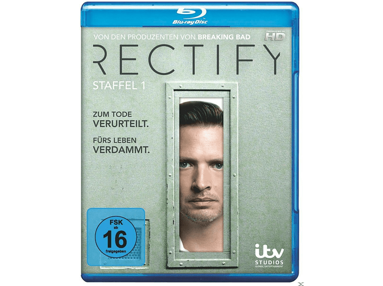 Rectify [Blu-ray]