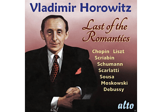 Vladimir Horowitz - Vladimir Horowitz-Last Of The Romantics - (CD)