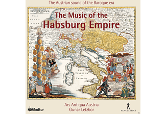 Ars Antiqua Austria - The Music Of The Habsburg Empire - (CD)