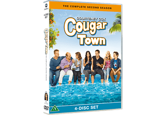 Cougar Town S2 DVD