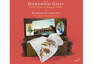 Roberta Invernizzi - Arias For Domenico Gizzi - (CD)