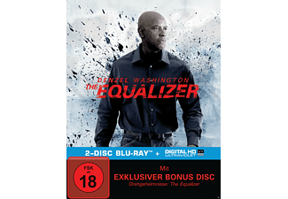 The Equalizer Exklusive Steelbook Edition Blu Ray Krimi