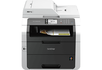 BROTHER Imprimante multifonction (MFC-9340CDW)