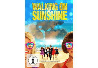 Walking on Sunshine - (DVD)