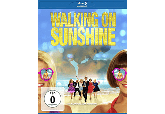Walking on Sunshine - (Blu-ray)