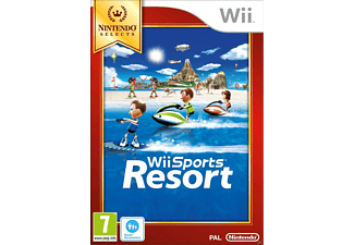 Wii Selects: Sports Resort Nintendo Wii