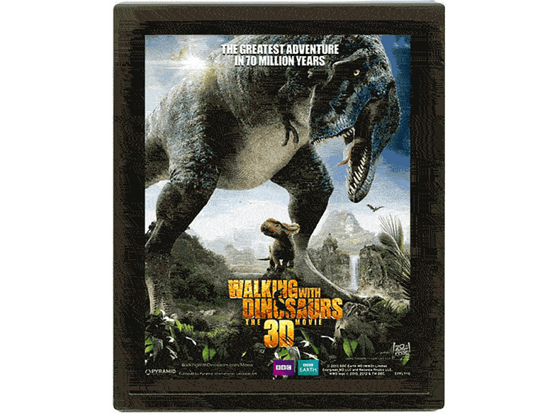 Walking With Dinosaurs - One Sheet