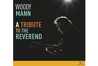 Woody Mann - A Tribute To The Reverend [CD]