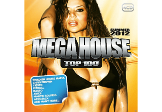 VARIOUS - Mega House Top 100 Summer 2012 - (CD)