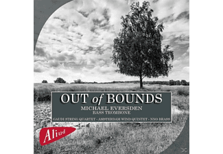 Michael Eversden-gaudi String Quartet - Out Of Bounds - (CD)